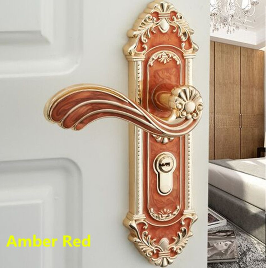 European Style Door Lock Interior Bedroom Household