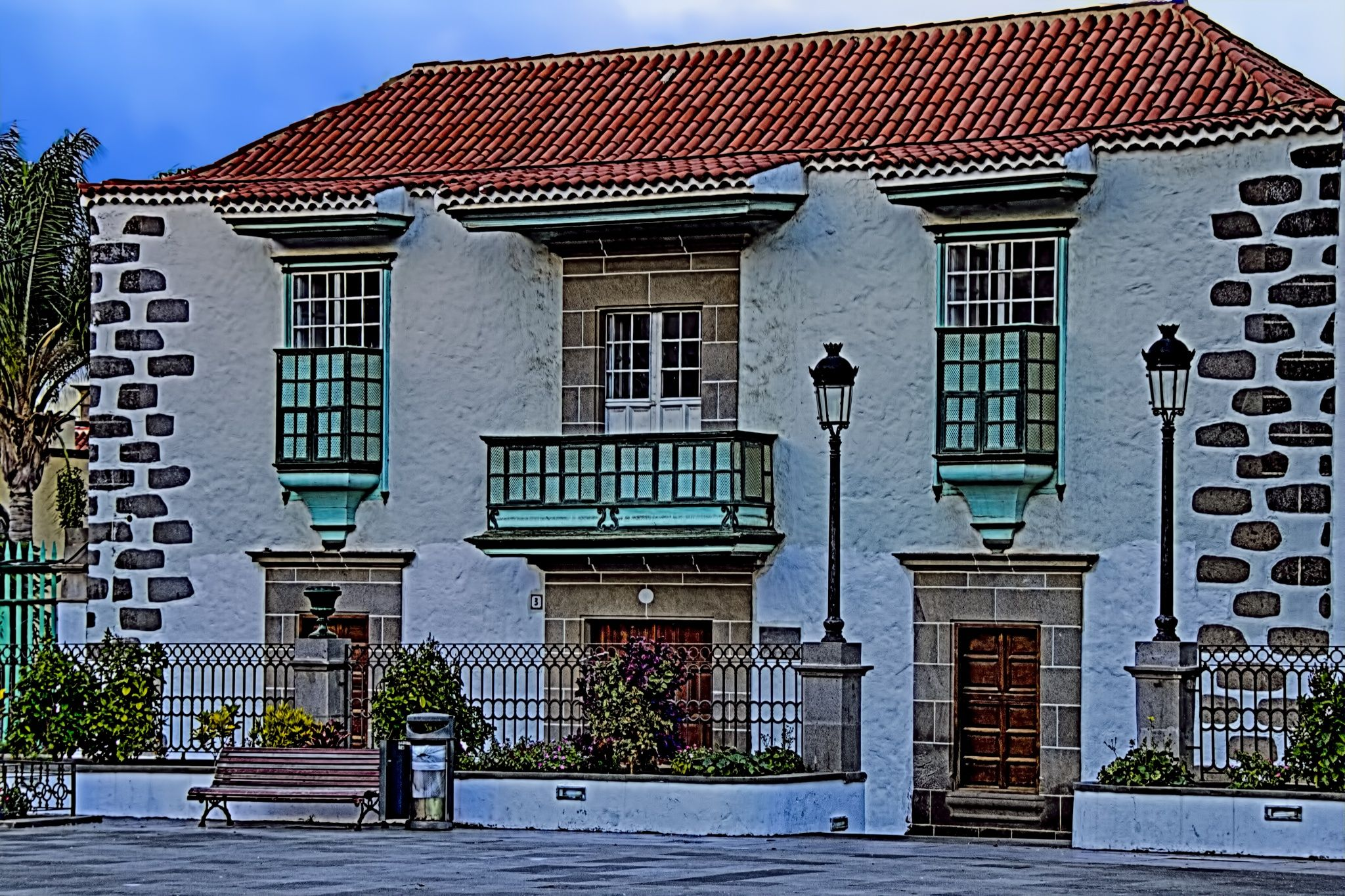 Canarian house by Miguel Diaz Ojeda on 500px