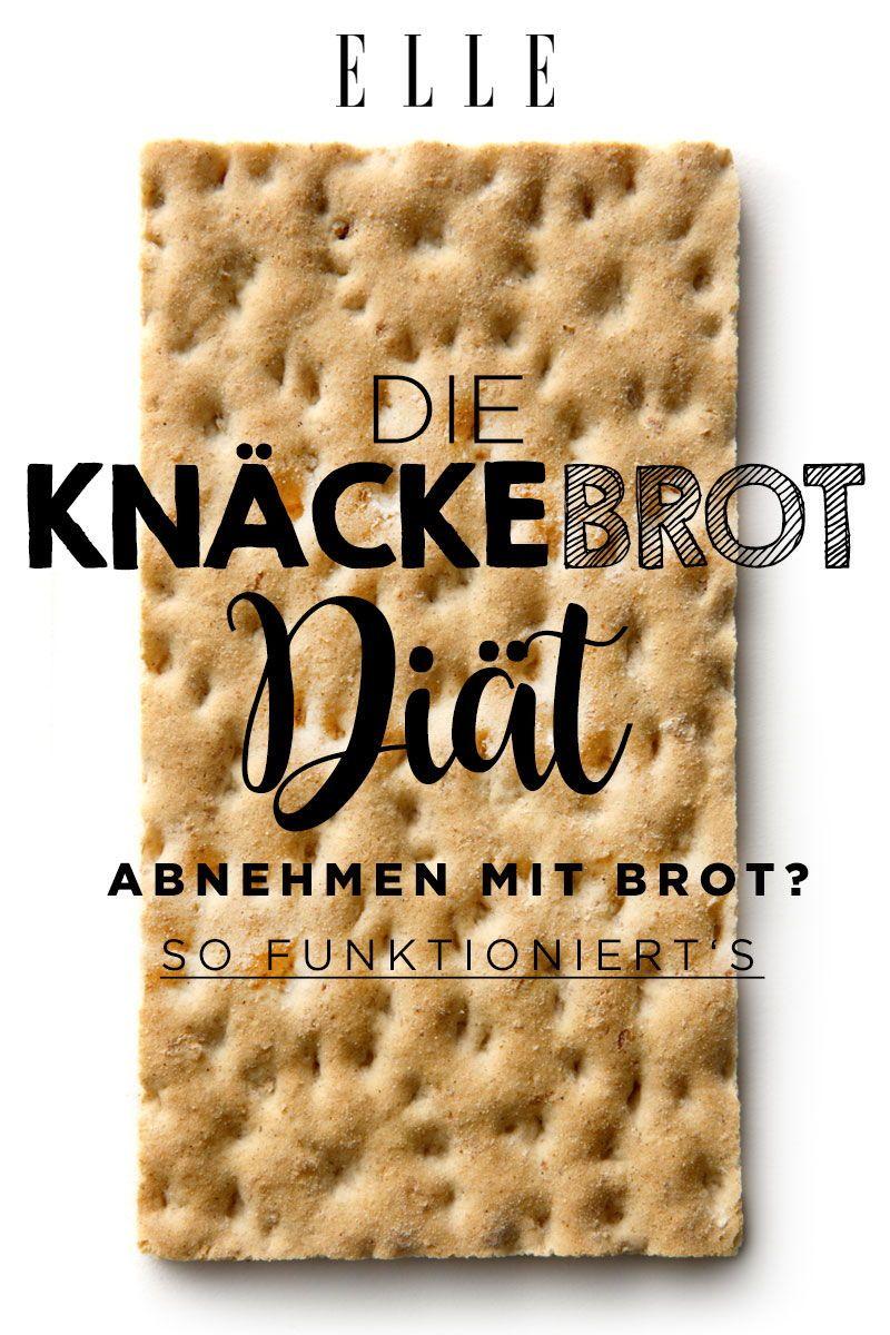 Knackebrot Diat Abnehmen Mit Brot Food Pinterest Food
