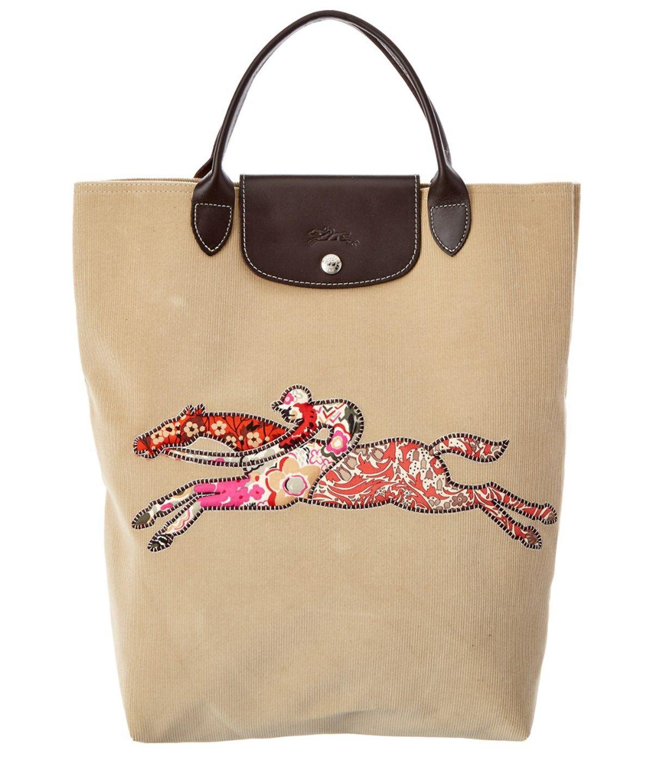Longchamp Victoire Tote Bag