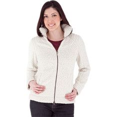 Click Image Above To Purchase: Royal Robbins Snow Wonder Jacket (women's) - Creme
