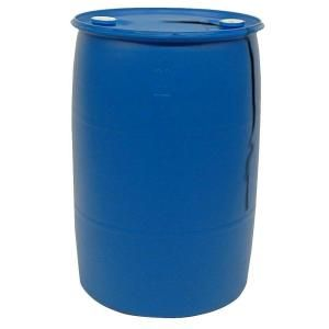 Mobile Plastic Drums Rain Water Collection Rain Barrel