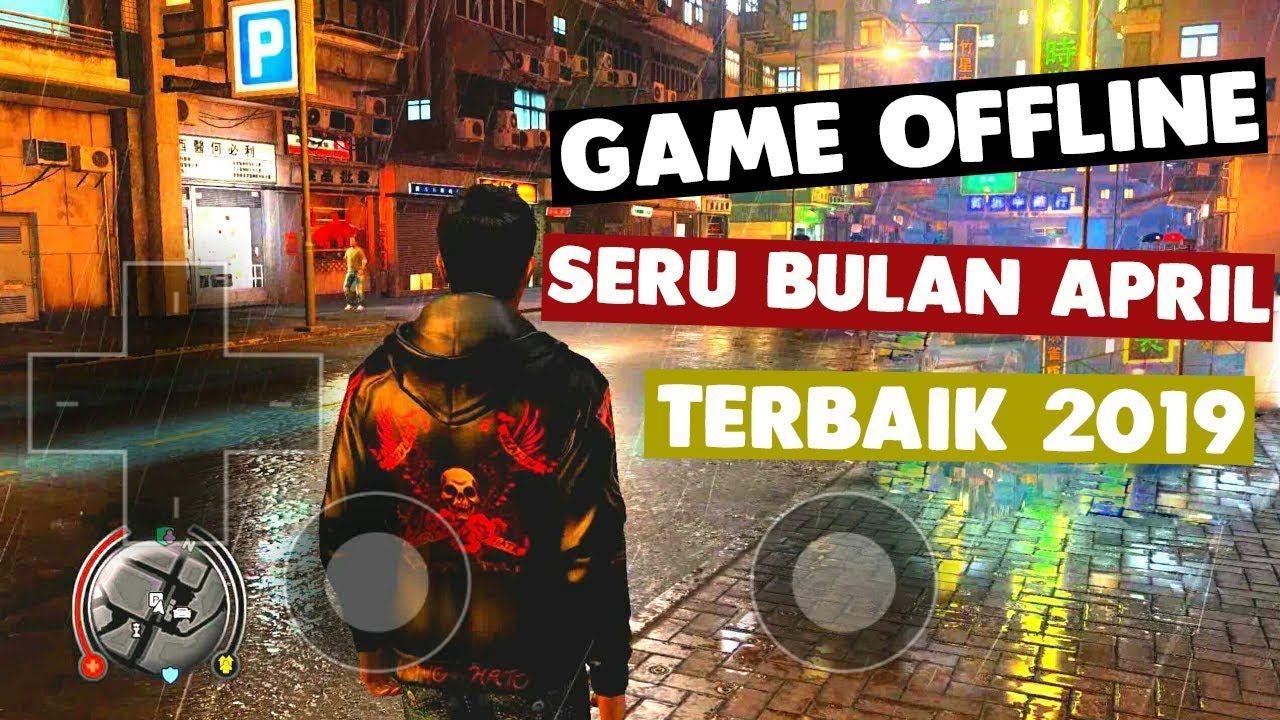4 GAME OFFLINE ANDROID SERU & KEREN APRIL TERBAIK 2019
