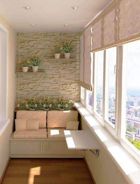 дизайн балкона 2019 3