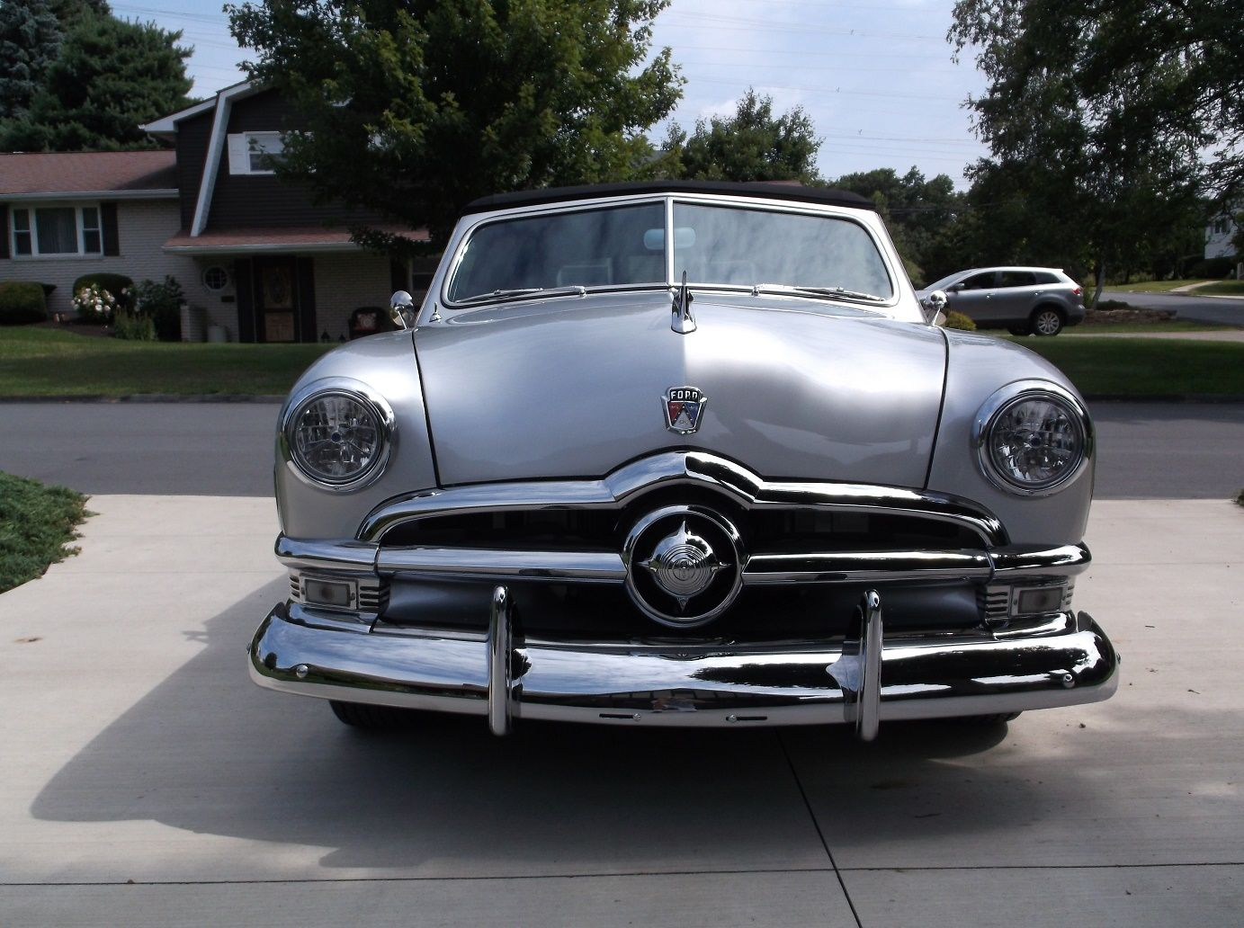 1950 Ford Conv for sale at Streetrodding.com Willie Moore sell my ...