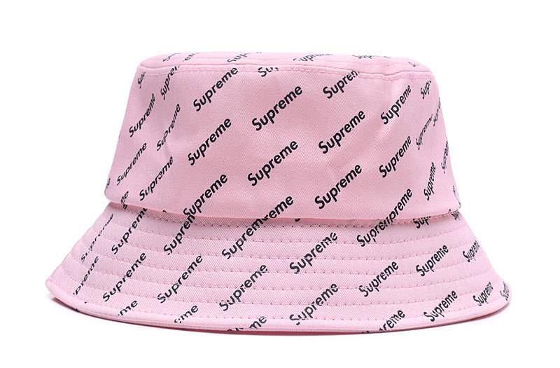 9f780d2bceb Supreme Bucket Hats Fisherman Pink