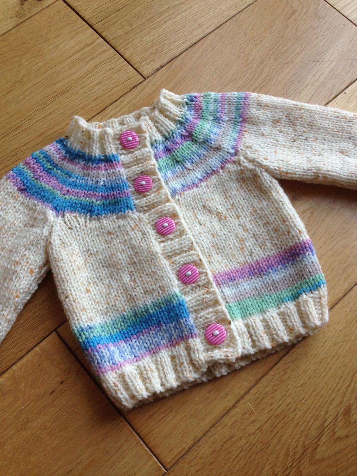 Cardigan by Sirdar Spinning Ltd. | Baby knitting patterns ...