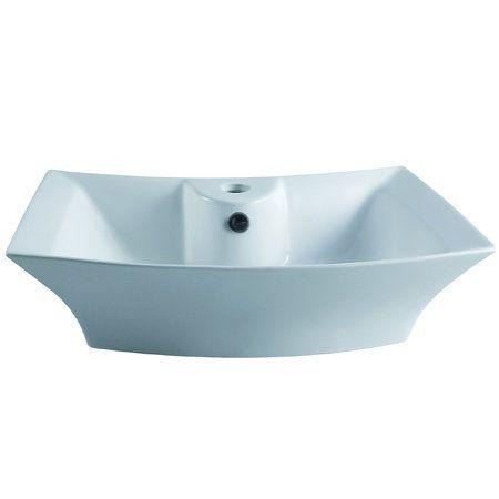 Kingston Brass Ev4337 Build Com Sink Ideal Bathrooms Bathroom Sink