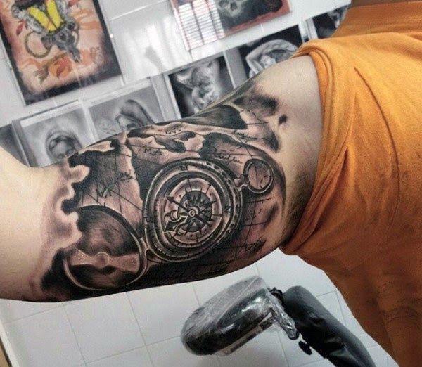 52d544453 Tattoo Suggestions For Guys | Tattoos 2019 | Tatuaggi, Tatuaggio ...