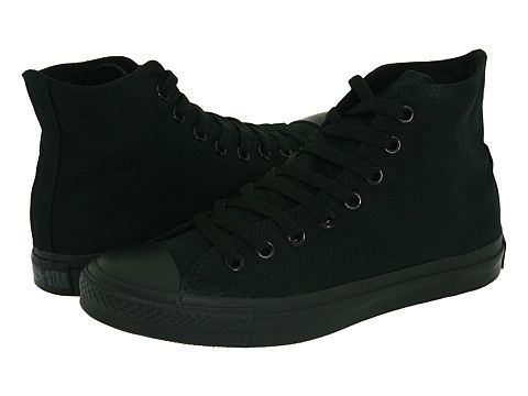 Converse Chuck Taylor® All Star® Core Hi Black Monochrome