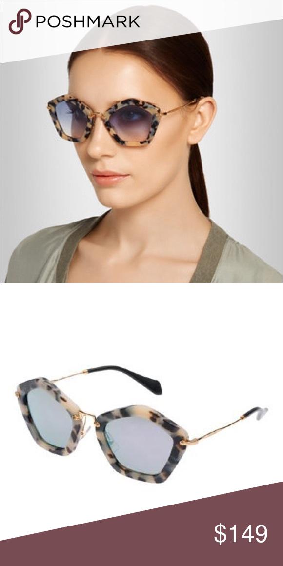 83b49d2332bb 💯Authentic brand new Miu Miu hexagon sunglasses 💯Authentic brand new Miu  Miu hexagon sunglasses ! Actual item photos will be up shortly  ) Miu Miu  ...