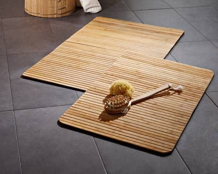 Badematte aus Holz, Dänisches Bettenlager Bathing Pinterest