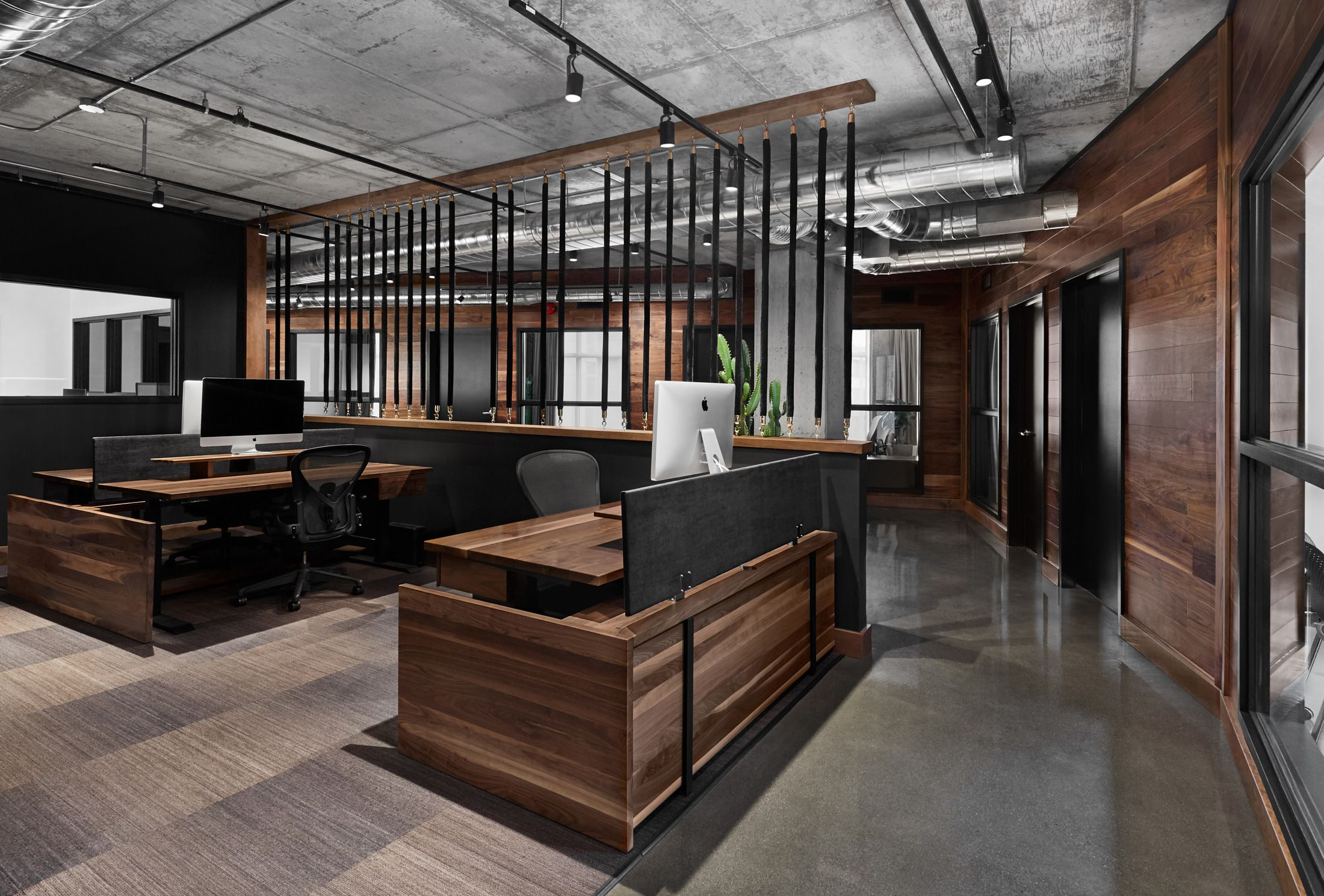 Commercial Reception Idea Sit Stand Desk Commercial And Office Architecture Home Office Decor