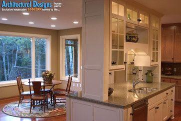 10 X 16 Kitchen Design Kitchen 10X16  Sink Wall  Pinterest  Traditional Kitchen