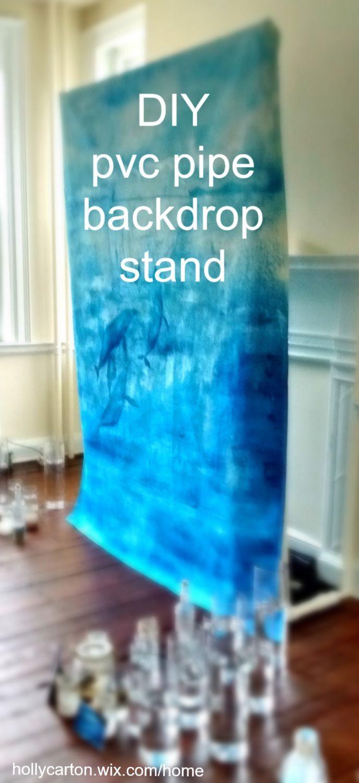 home #pvcpipebackdrop DIY Backdrop Frame - PVC pipe frame #pvcpipebackdrop