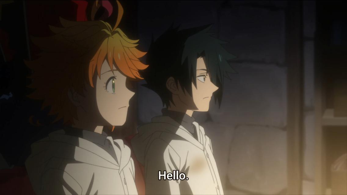 Hello In 2021 Neverland Anime Art