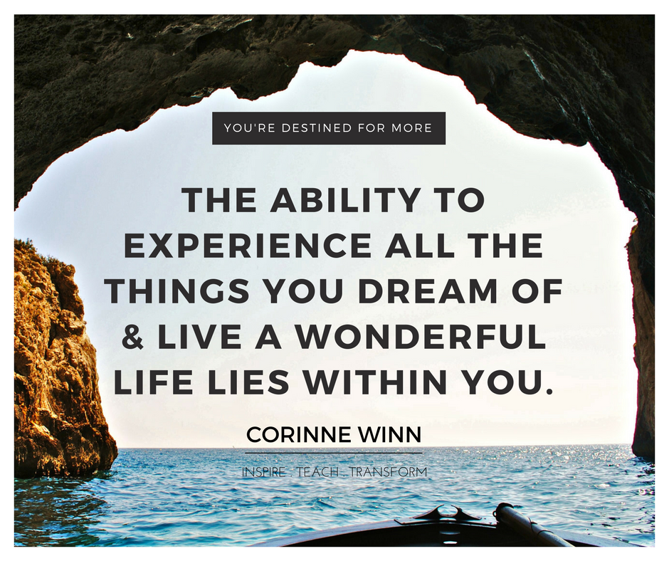 The Ability To Change Lives Within Us All You Can Create A New Life For Yourself Right This Very Inspiring Quotes About Life Best Travel Quotes Travel Quotes
