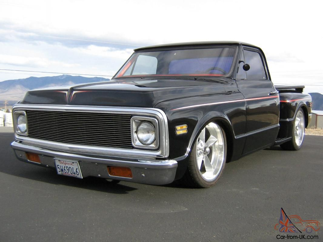 Chopped top chevy c10 truck google search