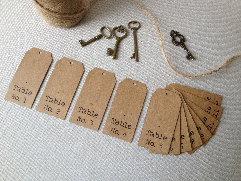 DIY Printable Wedding Escort Cards, Mason Jar Tags, Wedding Favor ...