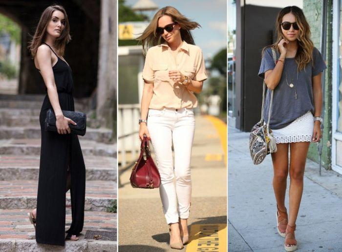 Outfit-Ideen für den Sommer