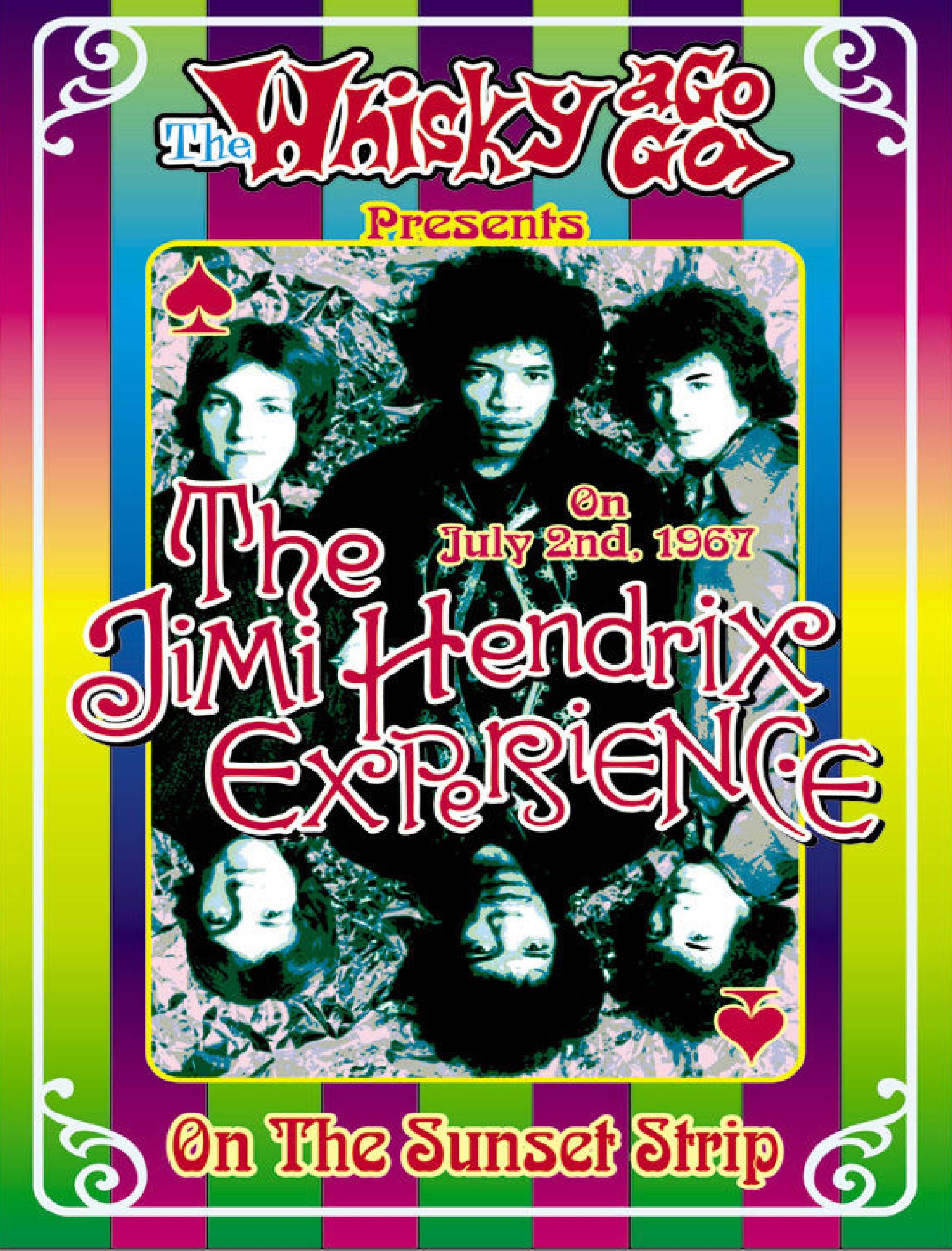 jimi hendrix concert poster classic rock concert posters