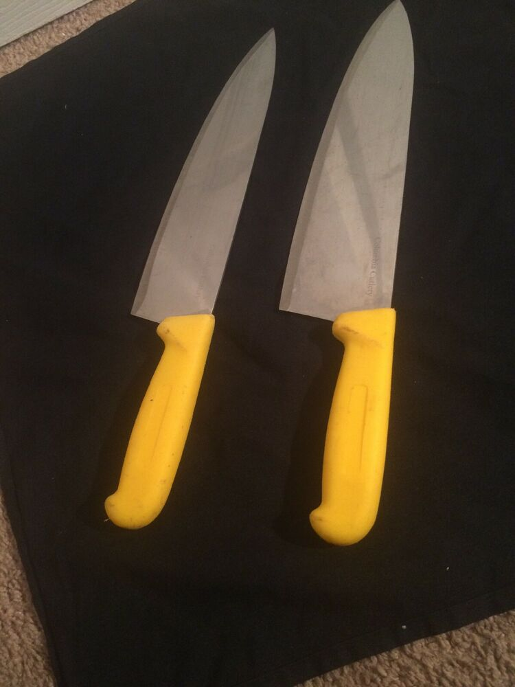 Ebay Sponsored 10 Columbia Cutlery Chef Knife Commercial