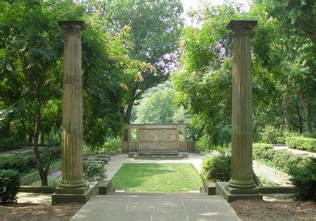 Greek Cultural Garden in Cleveland, Ohio (photos by Dan Hanson ...