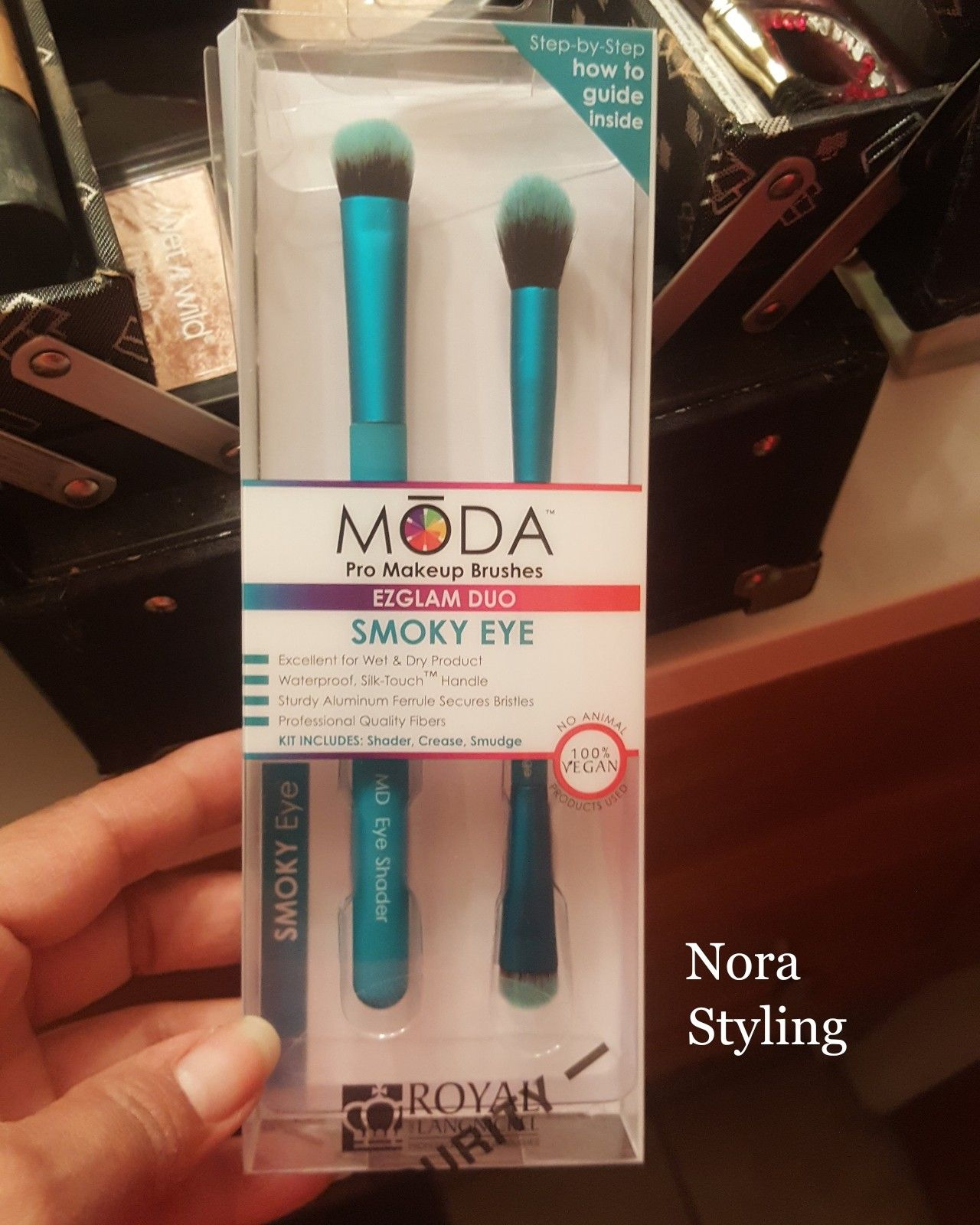 Beauty Find At Ross Dress For Less Moda Smoky Eye Brush Set Blends Eyeshadows Nicely Eye Brushes Set Makeup Brushes Makeup Brush Set Best