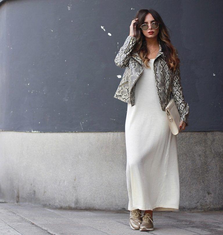 Как носить платье с кроссовками? | Одежда, Платья, Стиль