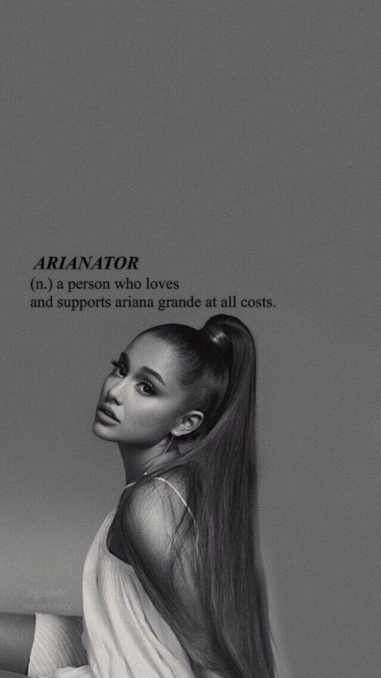 Pin On Ariana Grande Wallpaper
