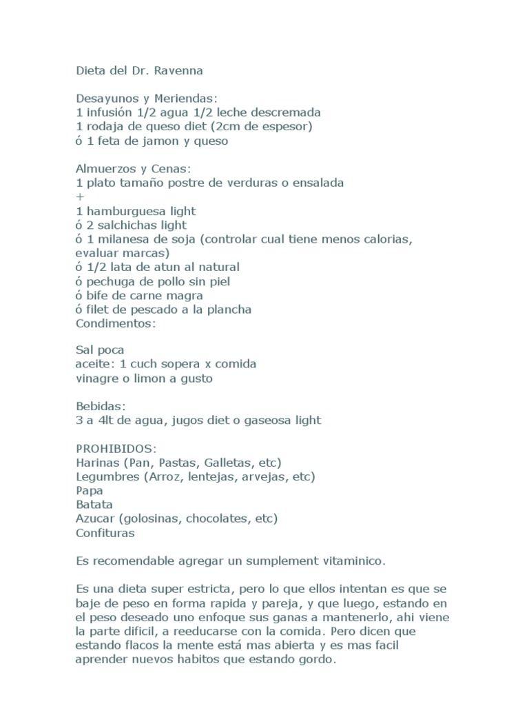 dietas saludables para bajar de peso pdf to word