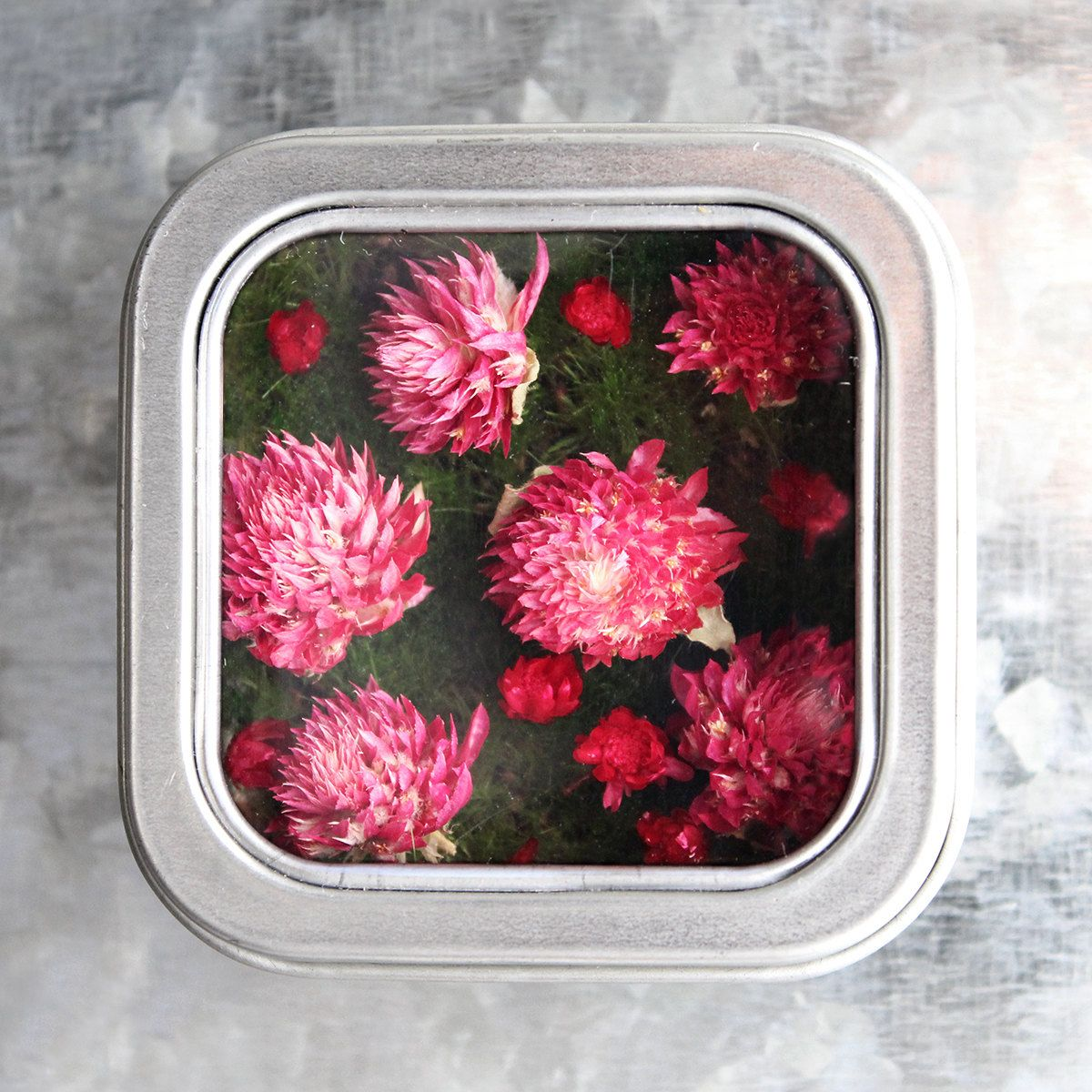 Flower Magnet, Fridge Magnet, Nature Magnet, Nature Art, Kitchen ...