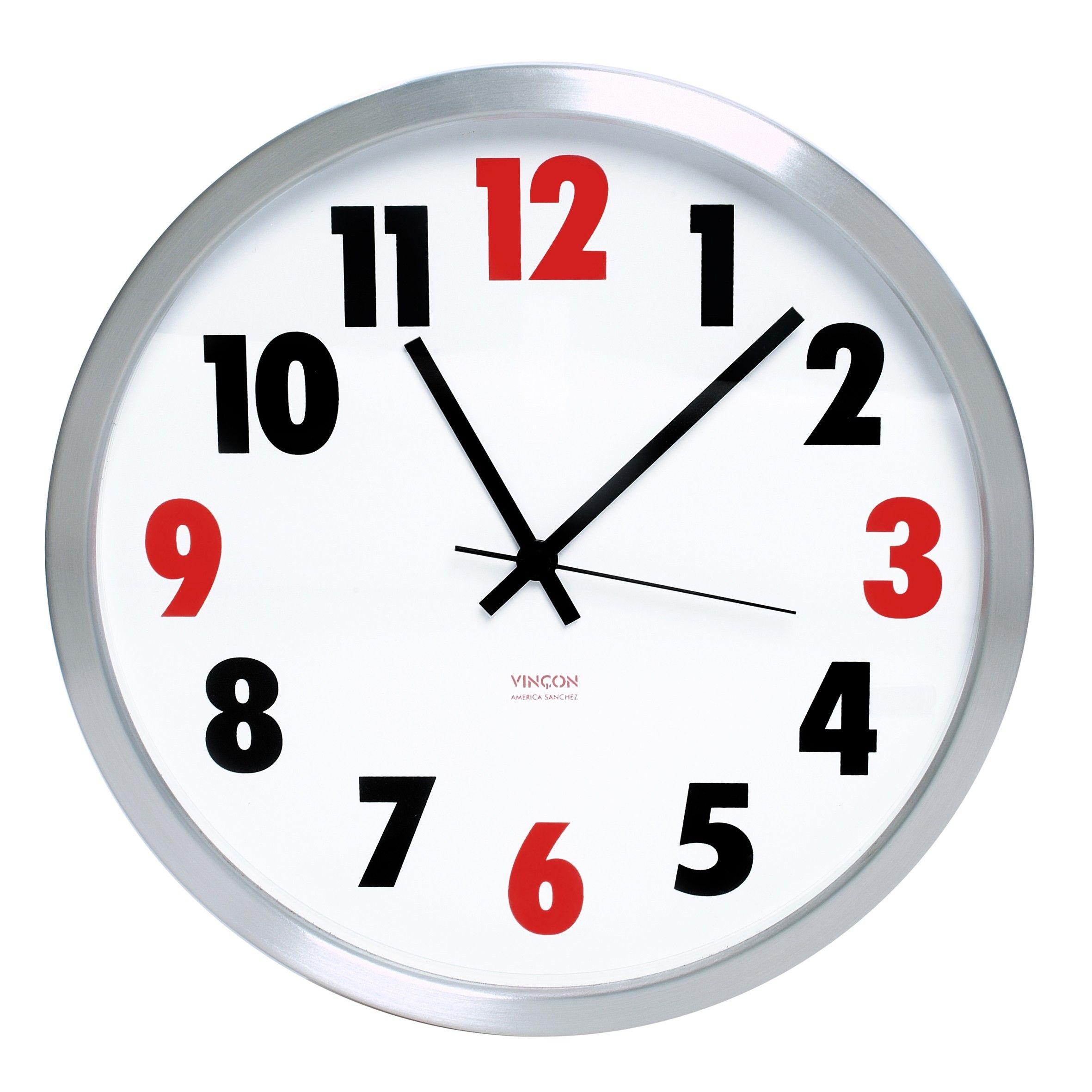 Rellotge Vinçon per posar pared cuina.   Reforma integral casa ...