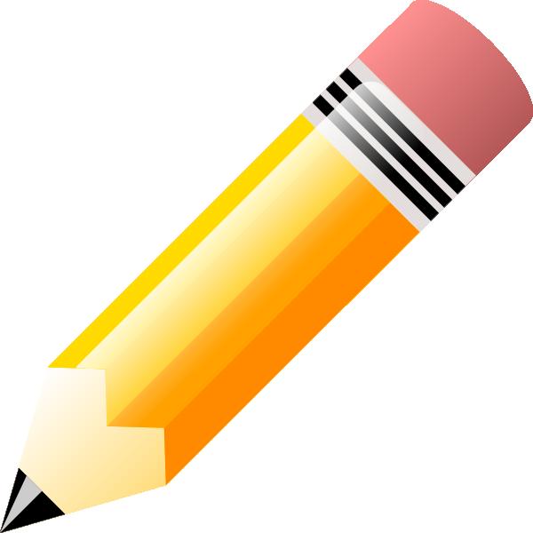 Writing Clip Art Red Pencil Pencil Clip Art School Lesson Plans Free School Supplies School Images