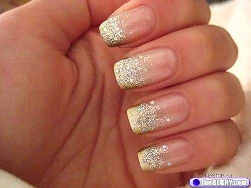 wedding day nail art 16 photos