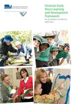 Victorian Early Years Learning And Development Framework Eee712 Learning And Development Early Years Framework Childhood Education