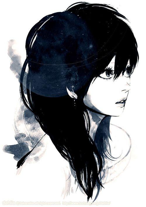 Resultado De Imagem Para Desenho Tumblr Menina Rockeira Desenhos