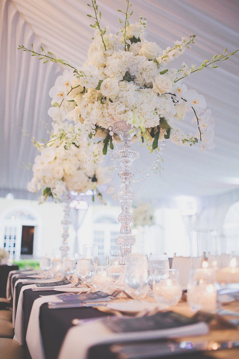 Romantic, Black and White Sarasota Wedding | Pinterest | Outdoor ...