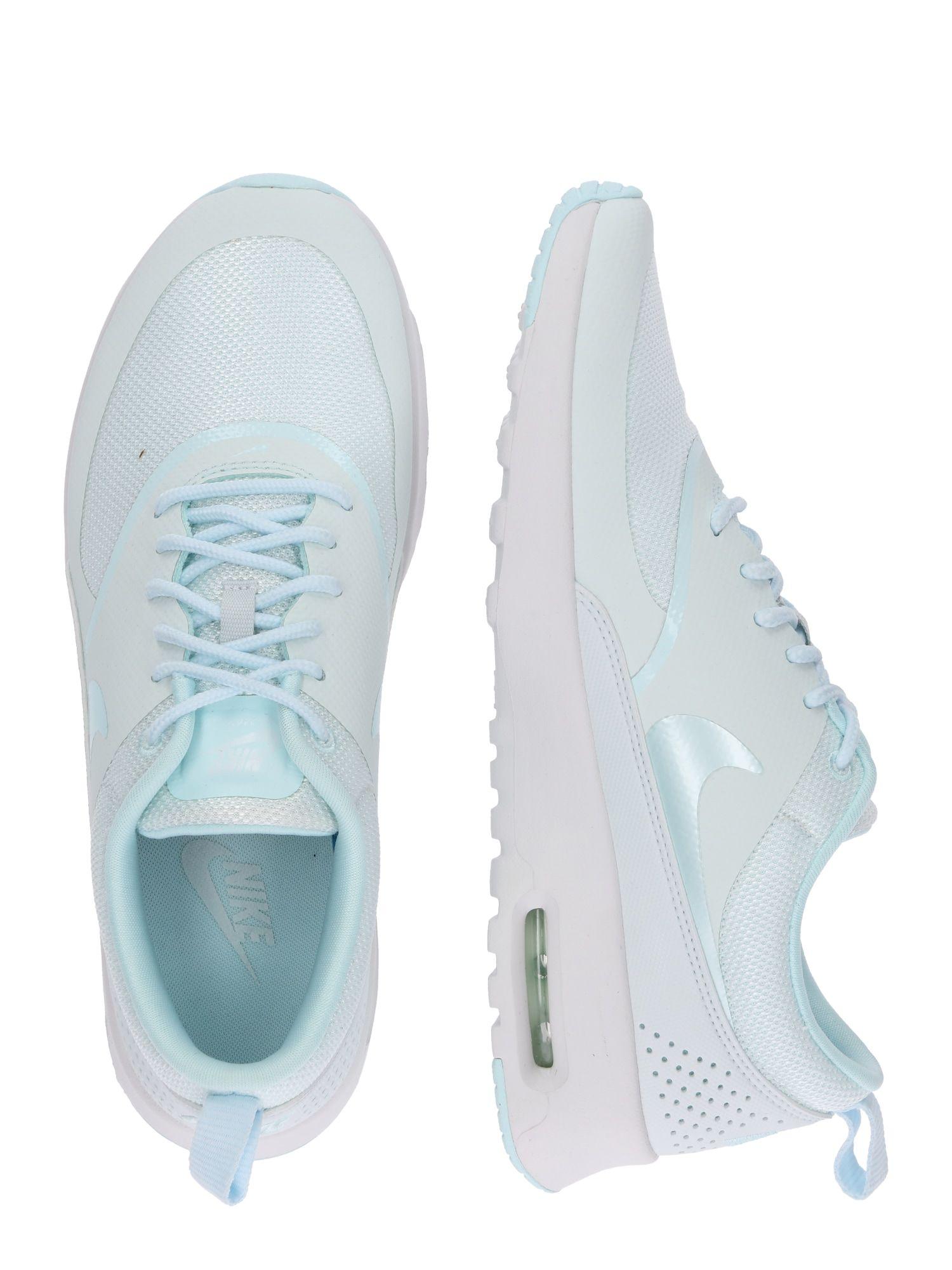 Nike Sportswear Sneaker 'Air Max Thea' Damen, Aqua Weiß