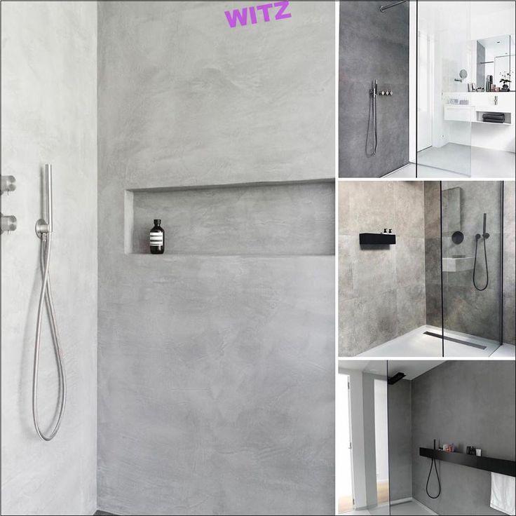 Moderne Badezimmer Nahtlos Mit Spachteltechnik Mein Personlicher Favorit Bader Und Korperpflege Modernes Badezimmer Spachteltechnik Badezimmer