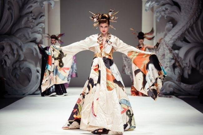 Kimono - The Importance of Patterns - crafthaus