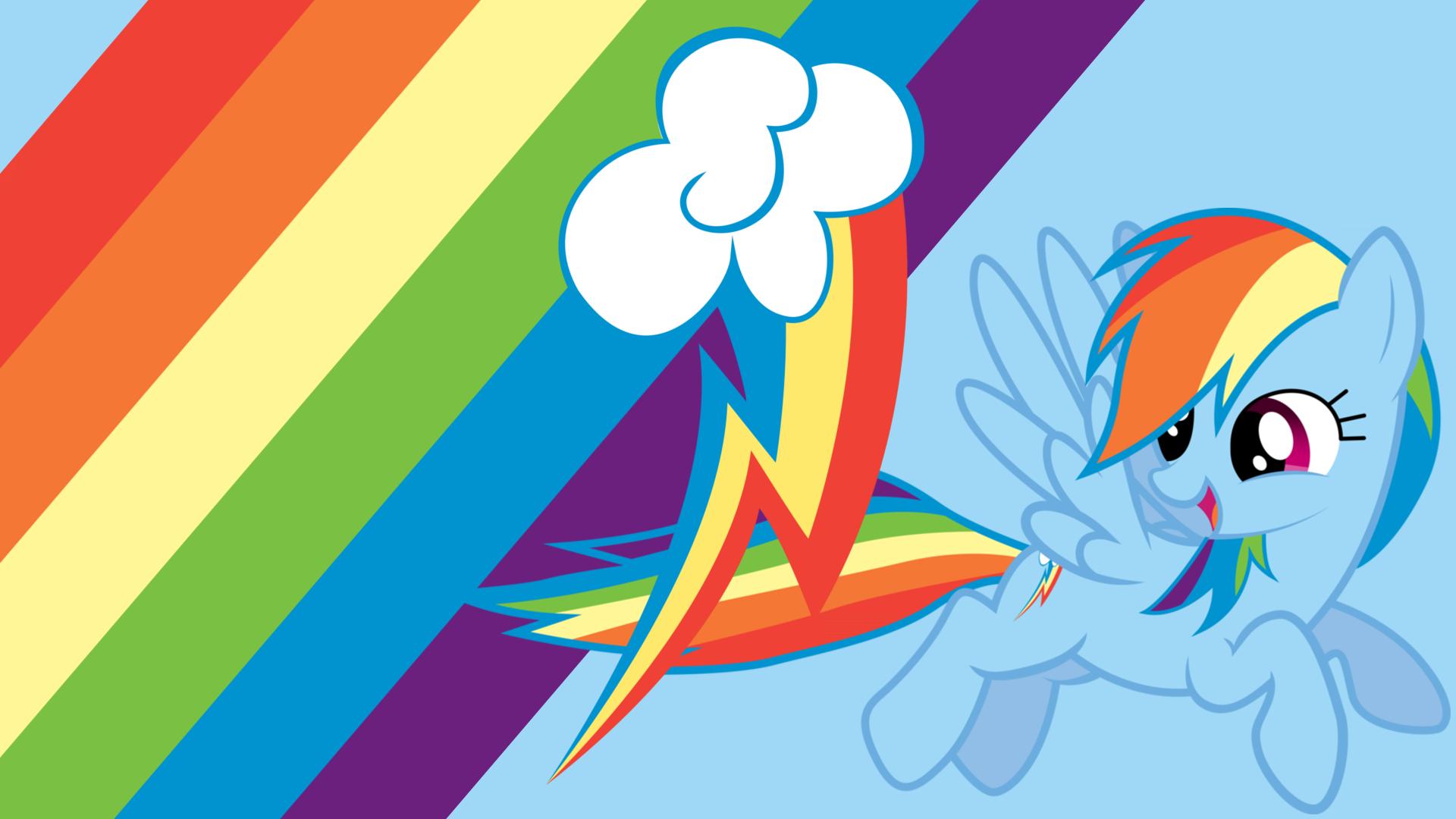 rainbow dash wallpaper hd free download