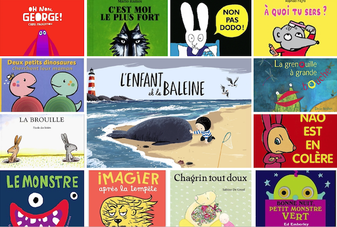 Top 50 des meilleurs livres pour petits