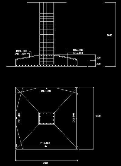 Detail Pondasi Telapak Dwg : detail, pondasi, telapak, Mudah, Memasang, Pondasi, Cakar, Tepat.txt, Sampul, Buku,, Ayam,