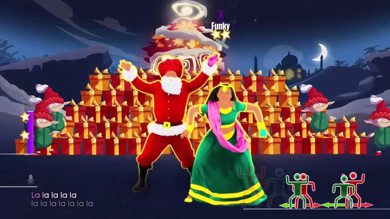Just Dance 2015 Xmas Tree Christmas Brain Breaks Brain Break Videos Just Dance