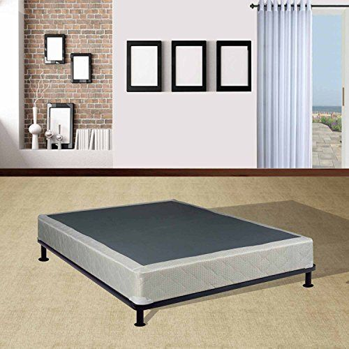Spinal Solution 8 Inch Assembled Box Spring For Mattress