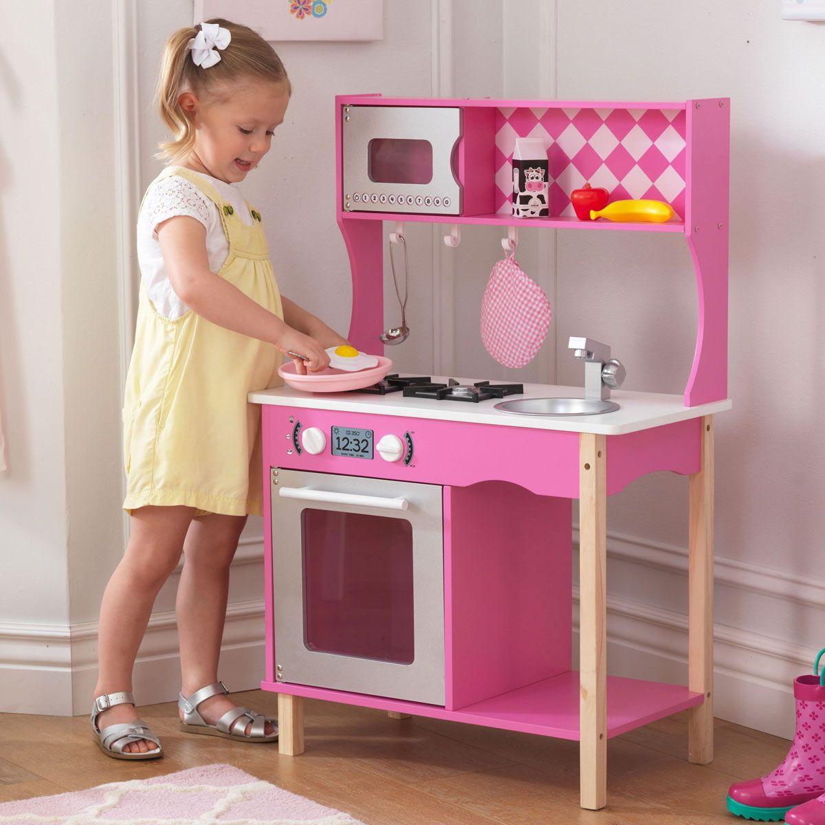 Kidkraft Sweet Sorbet Küche - 53343 | Spielküchenzubehör ...