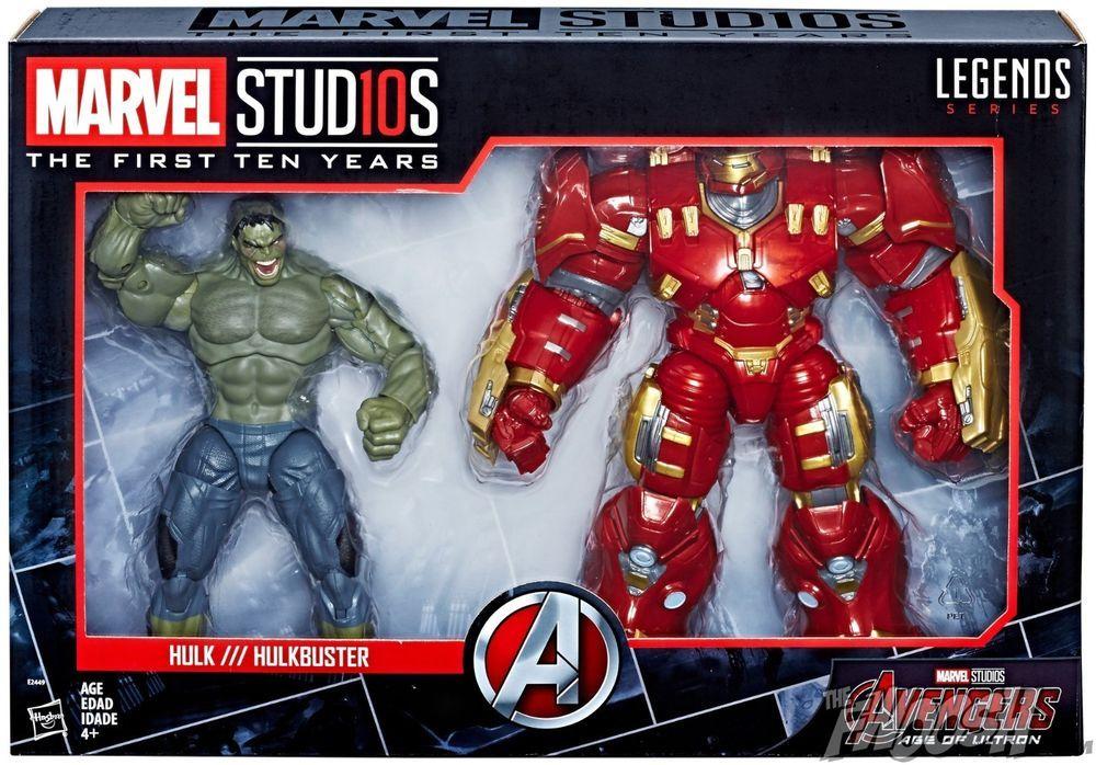 "Marvel Legends 6"" New Iron Man Hulkbuster BAF Build a Figure Wave Tony Stark"