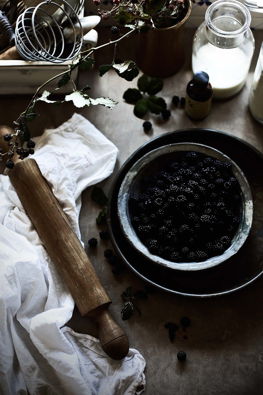 Blackberries - Pratos e Travessas | Food, photography and stories