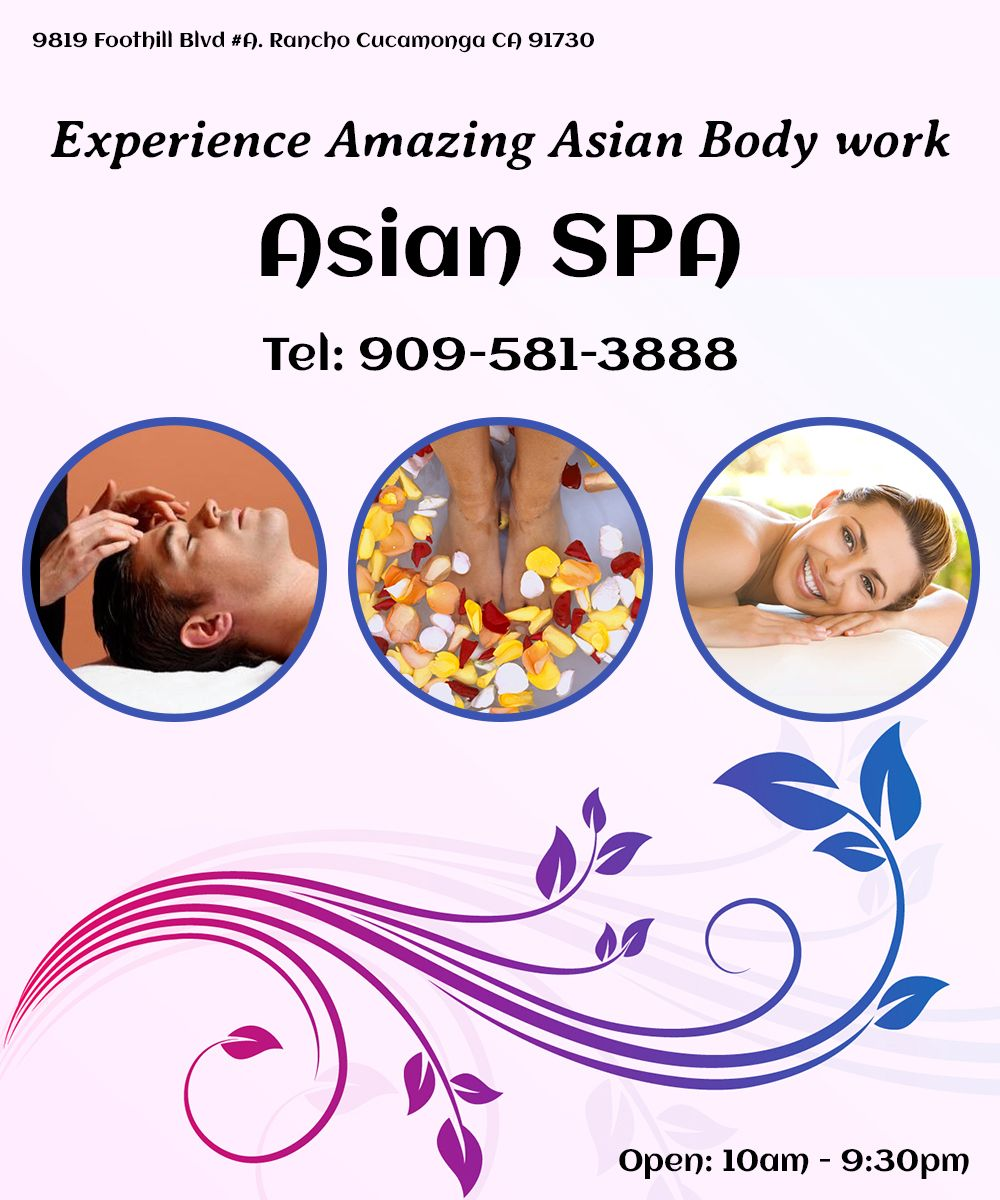 Pin On Asian Spa